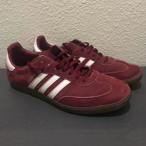Adidas Original Samba Suede